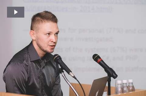 Arseniy Reutov, Positive Technologies