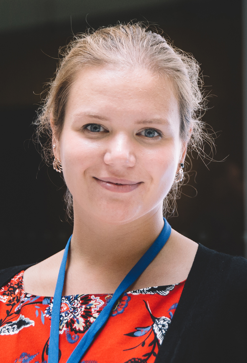 EXTENT 2017 speaker - Anna Khristenok, Head of Non-Functional Testing Department, Exactpro, LSEG