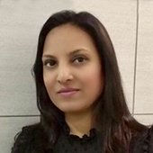 EXTENT speaker - Medha Kamat, Solution Architect, RiskIT, LCH